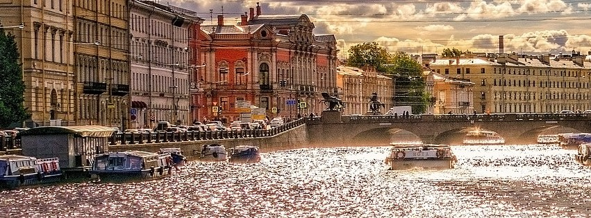 St.Petersburg river