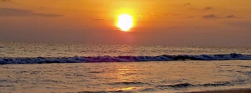hikkaduwa-sunset