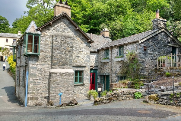 Coniston Cottage