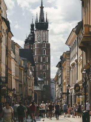 krakow-street