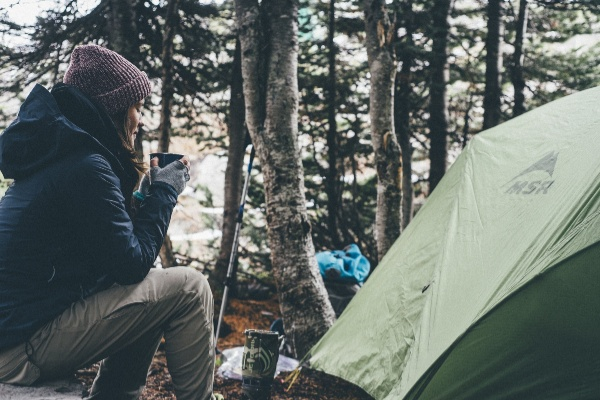 wild camping-gear