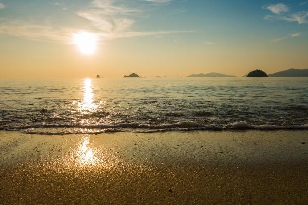 beach view Vietnam