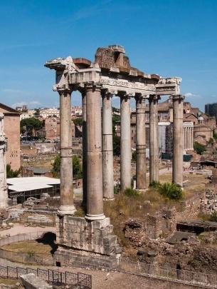 Rome-Palatine Hill