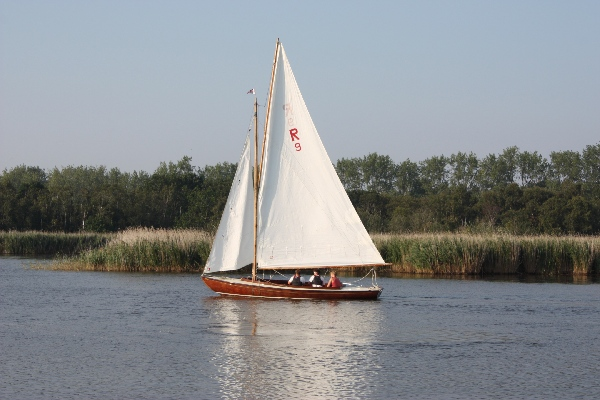 Boat on the Broads