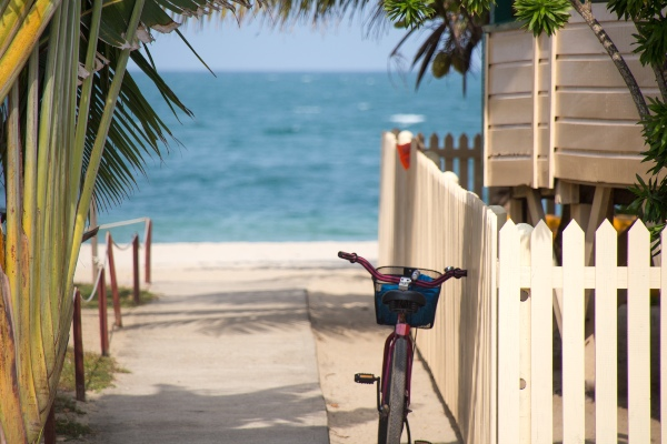 Beach at Florida Keys